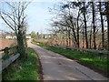 SX9795 : Mosshayne Lane [3] by Christine Johnstone