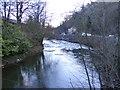 SK2958 : Matlock Rapids by Gordon Griffiths