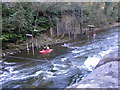 SK2958 : Matlock Canoes by Gordon Griffiths