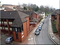 SX9192 : Exe Street, Exeter by Christine Johnstone