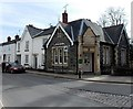 SO3164 : Lloyds Bank Presteigne by Jaggery