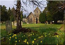 NY3916 : St Patrick's church, Patterdale by Ian Taylor