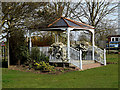 TL2668 : Pavilion at Wood Green Animal Shelter by Geographer
