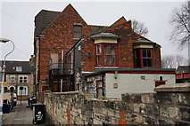 TA0830 : Houses on Beverley Road, Hull by Ian S