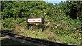 SH4760 : Bontnewydd station by Richard Hoare
