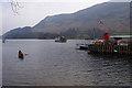 NY3916 : Boats on Ullswater by Ian Taylor
