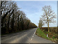 TL2666 : A1198 Ermine Street, Lattenbury Hill, Huntingdon by Adrian Cable