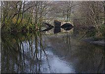 NY3915 : Goldrill Bridge, Patterdale by Ian Taylor