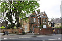 SP5206 : Abbeyfield Care Home, #80 St Clement's Street by Roger Templeman
