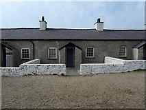 SH3862 : Pilots' Cottages on Llanddwyn Island by Chris Heaton