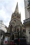 TQ2680 : Church of St James, Bayswater by N Chadwick
