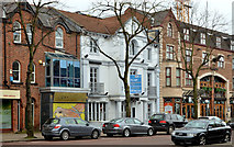 J3372 : Nos 67-69 Botanic Avenue, Belfast (April 2014) by Albert Bridge