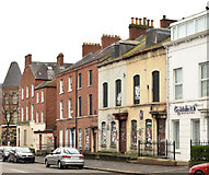 J3372 : Nos 55-63 University Street, Belfast - April 2014(1) by Albert Bridge