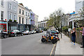 TQ2884 : Gloucester Road, Primrose Hill, NW1 by Kate Jewell