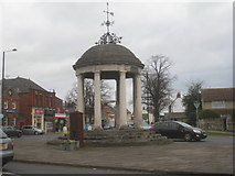 SK5993 : The Market Cross, Tickhill by Jonathan Thacker