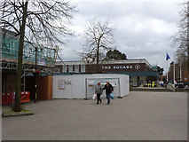 SK5236 : The Square, Beeston by Alan Murray-Rust