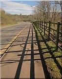 SX9066 : Browns Bridge Road by Derek Harper