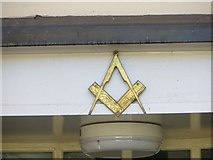 SP7006 : Above the Door by Bill Nicholls
