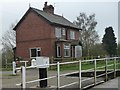 SE6316 : House at Sykehouse Lock, New Junction Canal by Christine Johnstone