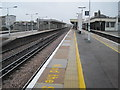 TQ3468 : Norwood Junction railway station, Greater London by Nigel Thompson