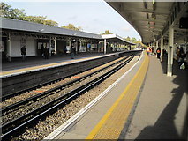 TQ3266 : West Croydon railway station, Greater London by Nigel Thompson