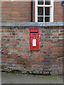 SK7341 : Scarrington postbox ref NG13 72 by Alan Murray-Rust