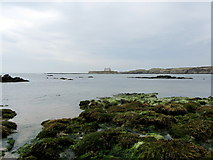 SH3368 : Church-in-the-Sea (3) by Chris Heaton