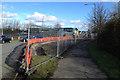 SP3165 : Remodelling Old Warwick Road, Leamington by Robin Stott