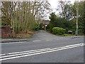 TQ0263 : Cross Lane by Alan Hunt
