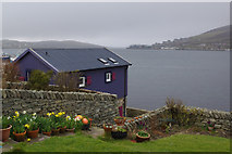 HU4039 : The Booth, Scalloway by Stephen McKay