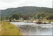 NH6140 : Dochgarroch Lock by Tim Glover