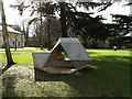 SP3165 : Play sculpture, Pump Room Gardens, Leamington by Robin Stott