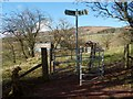 NS4772 : Gate on path by Lairich Rig
