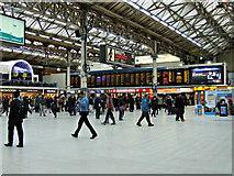 TQ2878 : Victoria railway station by Thomas Nugent