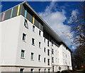 NJ9409 : Student flats, Hillhead, Aberdeen by Bill Harrison