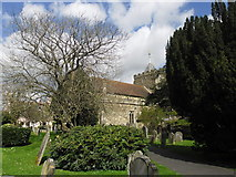 TQ9220 : Churches in the Romney Marsh area (N) by Basher Eyre