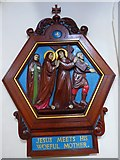 TQ9220 : St Anthony of Padua in Rye: Stations of the Cross (4) by Basher Eyre