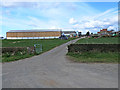 NZ1427 : High Toft Hill Farm by Oliver Dixon