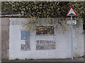 J5080 : Murals on the corner by Ian Paterson
