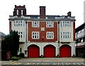 TQ2289 : Hendon Fire Station by Julian Osley