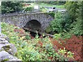 NM5054 : Bridge over the Tobermory River by Robert Struthers
