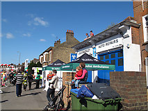 TQ4077 : London Marathon 2014: St John Ambulance by Stephen Craven