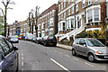 TQ2785 : South Hill Park, Belsize Park, NW3 by Kate Jewell