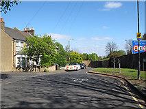 TQ4077 : Invicta Road, cut off by Stephen Craven