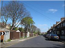TQ4077 : Siebert Road by Stephen Craven