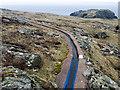 HU6972 : Water collection ditch, Bruray by Julian Paren