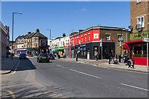 TQ2282 : Harrow Road by David P Howard