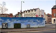 J3573 : Site, 156-160 Ravenhill Road, Belfast - April 2014(2) by Albert Bridge