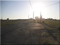 TR0916 : Looking towards Dungeness old lighthouse by David Howard