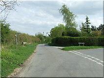 TM3173 : Road Junction by Keith Evans